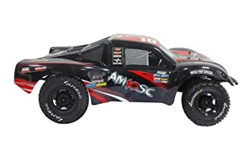 Amewi 22192 – am10sc V2 M1 : 10 4 wd Brushless, rouge