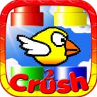 Crush Birds 2: Free Cool Game