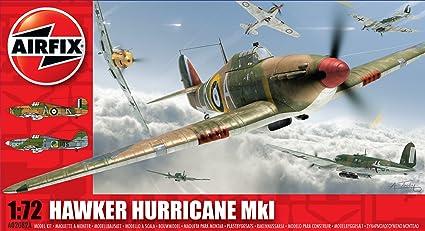 Airfix - A02082A - Maquette - Hurricane Mk1 - Echelle 1:72