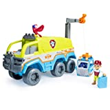 Paw Patrol - Paw Terrain Vehicle (Color: Multicolor, Tamaño: One Size)