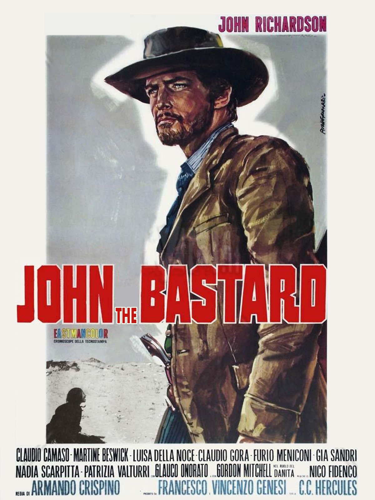 John the Bastard on Amazon Prime Instant Video UK
