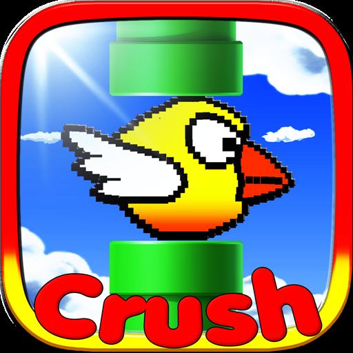 Crush Birds: Free Cool Game, Free Addictive App (Pocked Edition Pe)