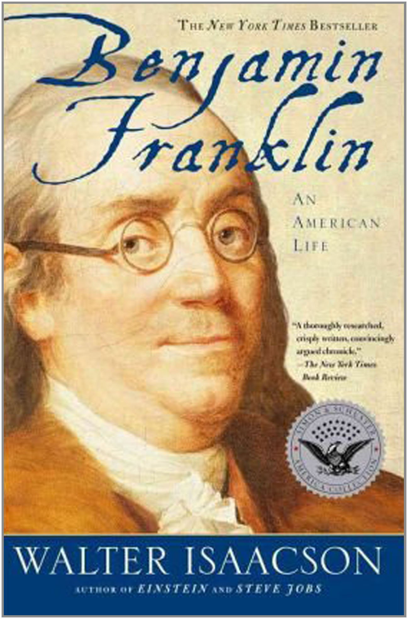 Book Review: The Autobiography of Benjamin Franklin - YouTube