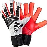 adidas PREDATOR PRO Manuel Neuer Goalkeeper Gloves Size 8 (Color: White, Tamaño: 8)