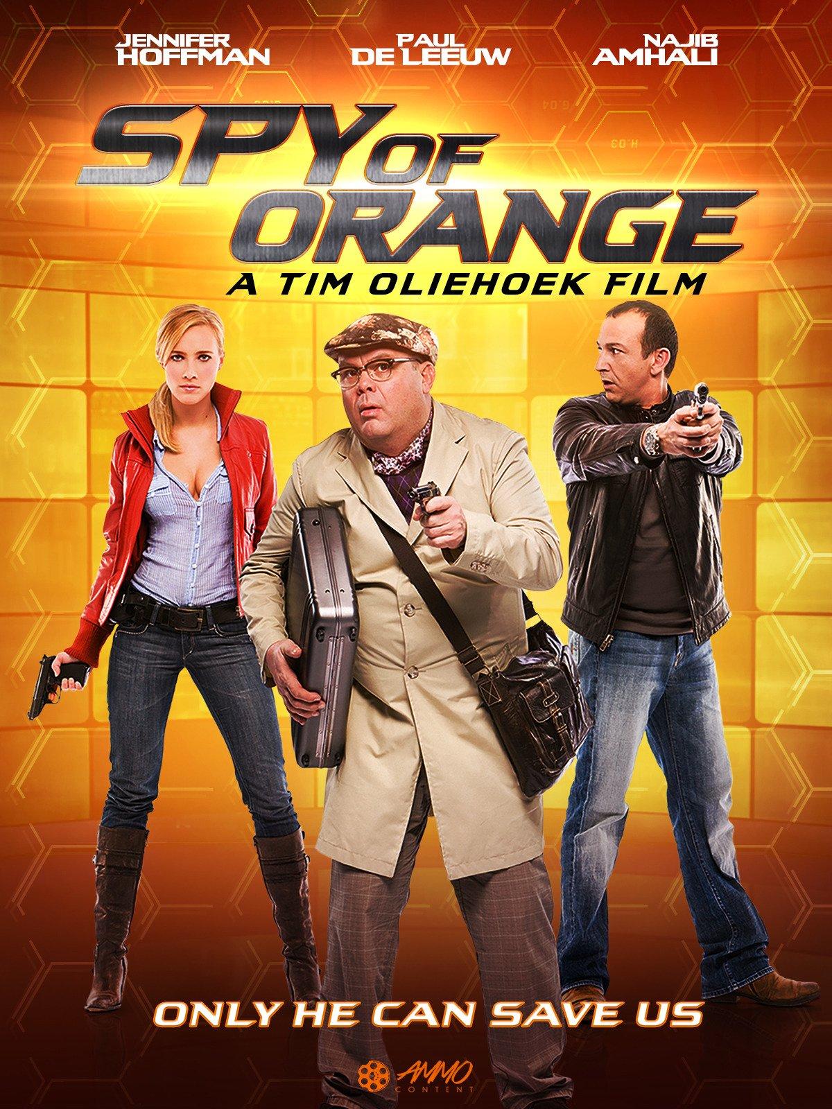 Spy Of Orange on Amazon Prime Instant Video UK