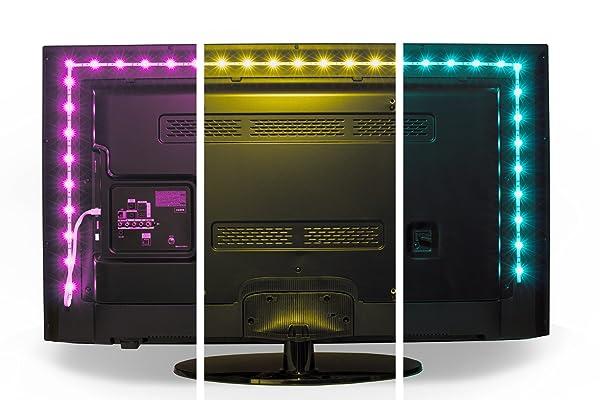 TV Backlighting