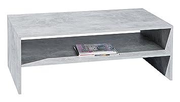 Links - Cemen a7 tavolino. Dim. 115x60x41,6h cm. Nobilitato. Effetto marmo.