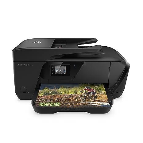 HP OfficeJet 7510 Grand Format Imprimante multifonction Jet d'encre Couleur 15 ppm