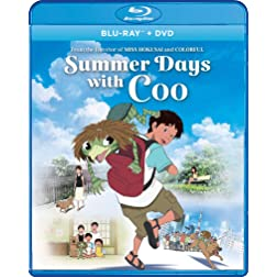 Summer Days with Coo [Blu-ray]