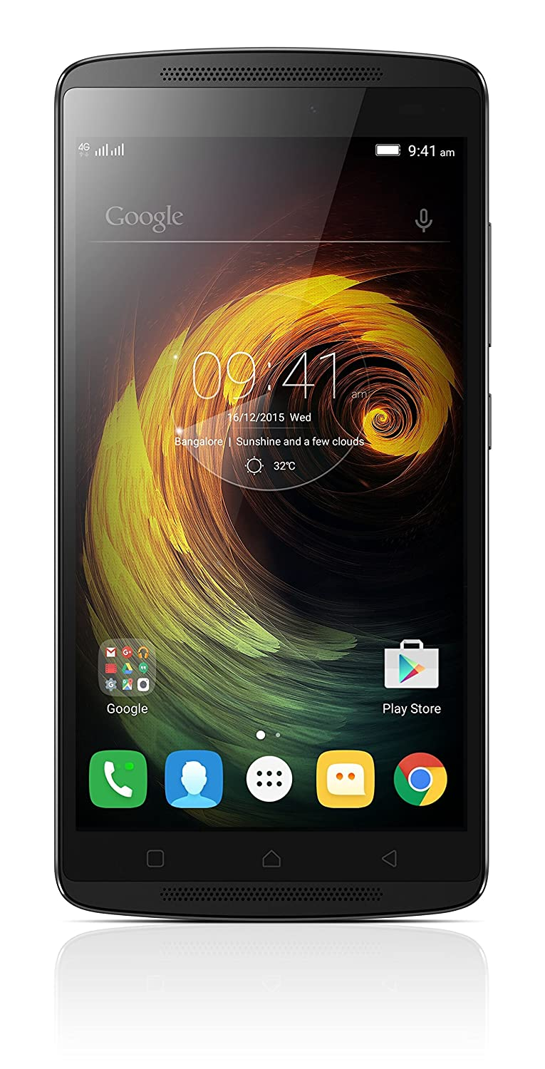 Lenovo Vibe K4 Note (Black, 16GB) Rs.10999 From Amazon