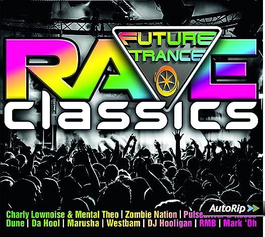 Various Artists-Future Trance - Rave Classics