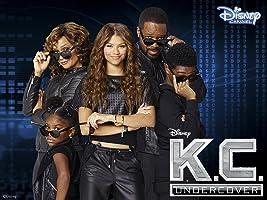 K.C. Undercover Volume 2