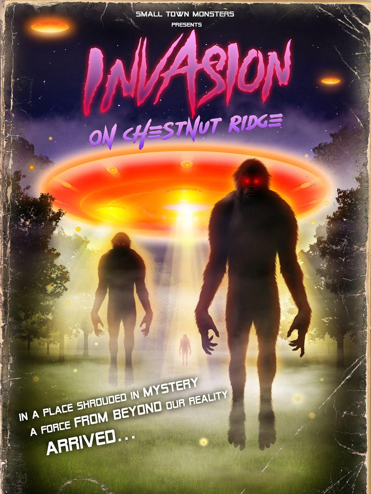 Invasion on Chestnut Ridge on Amazon Prime Instant Video UK