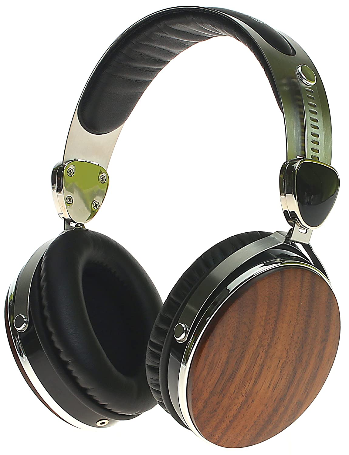 Symphonized Wraith 2.0 Premium Genuine Wood Headphones