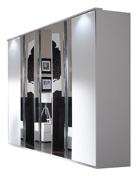 Davos 5 Door Wardrobe