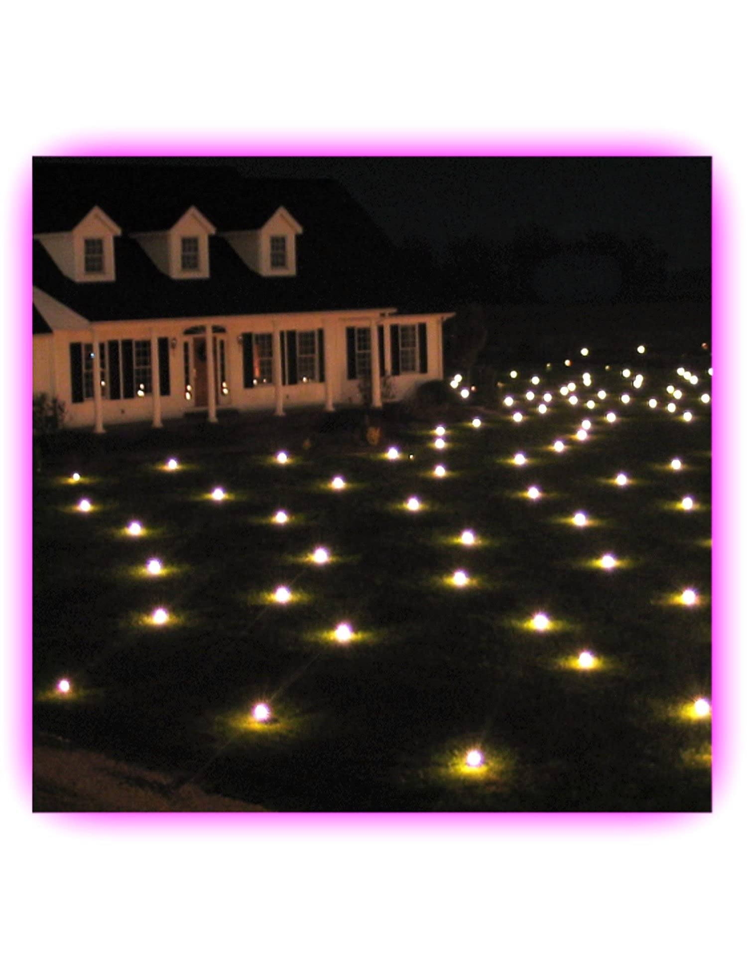 lawn lights illuminated outdoor decoration - Christmas Lawn Lights Illuminated Outdoor Decoration