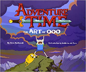 Adventure Time: The Art of Ooo written by Chris McDonnell