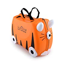 Trunki Tipu Tiger Childrens Suitcases