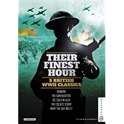 Their Finest Hour: 5 British WWII Classics [Blu-ray]