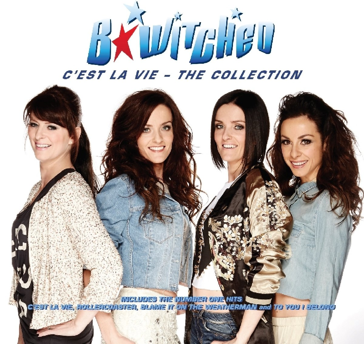 Bwitched - Cest La Vie The Collection - (MCDLX214) - 2CD - FLAC - 2016 - WRE Download