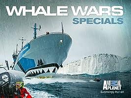 Whale Wars Specials Season 1