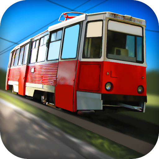 Tram Simulator 3D Free