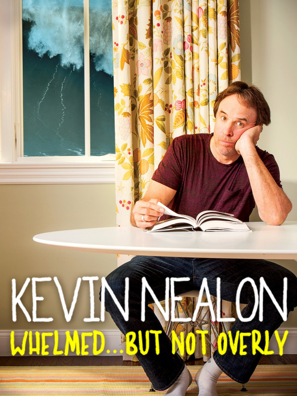 Kevin Nealon: Whelmed, But Not Overly on Amazon Prime Instant Video UK