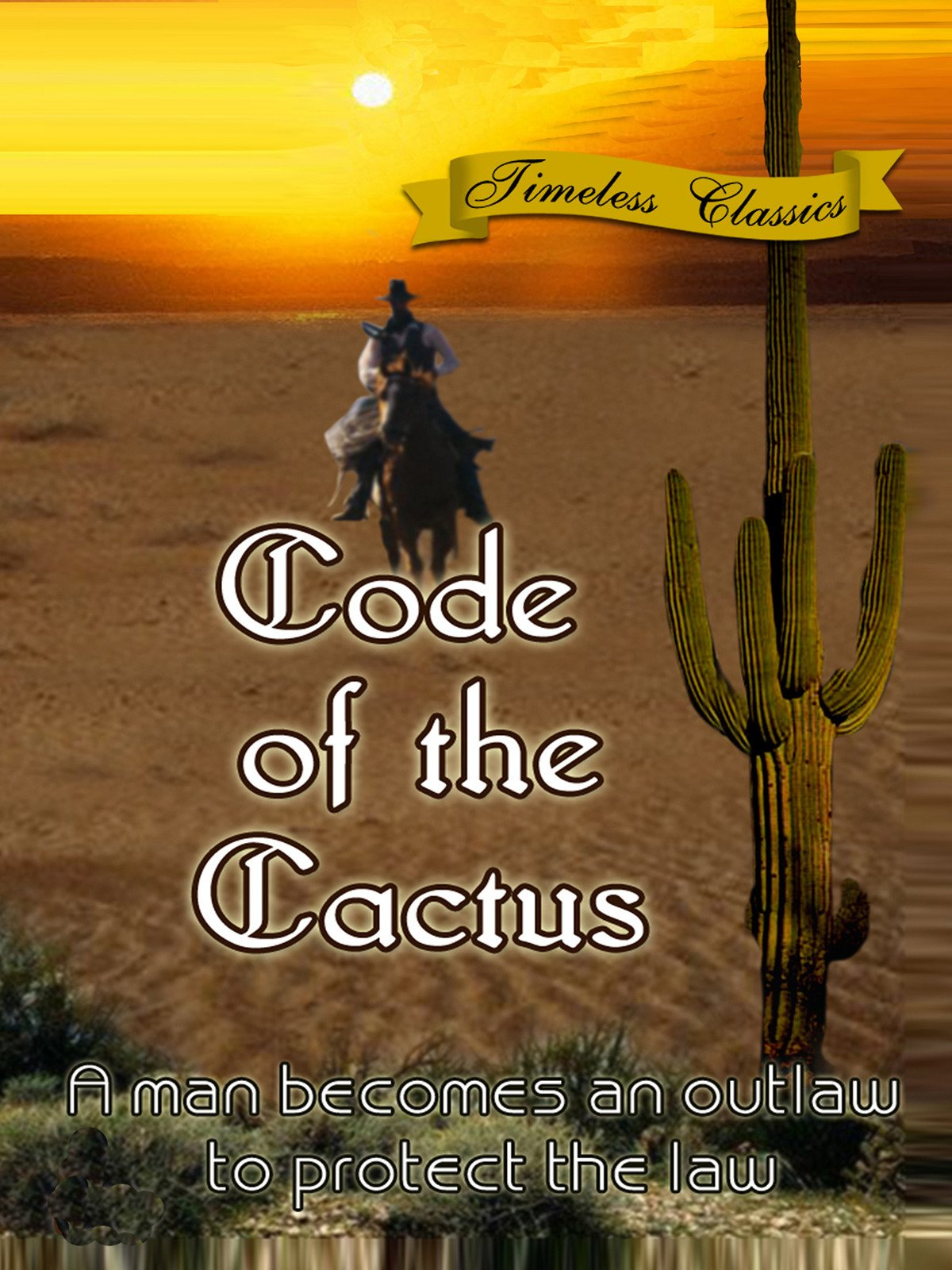 Code of the Cactus on Amazon Prime Video UK