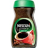 Nescafe Clasico Decaf Instant Coffee, 3.5 oz (Tamaño: Pack Of 1)