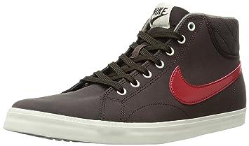 Nike Eastham Mid 44 Braun Rot udhkhgk