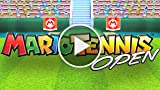 CGR Trailers - MARIO TENNIS OPEN Special Games Trailer