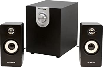 Filemate 2.1-Channel Speaker System