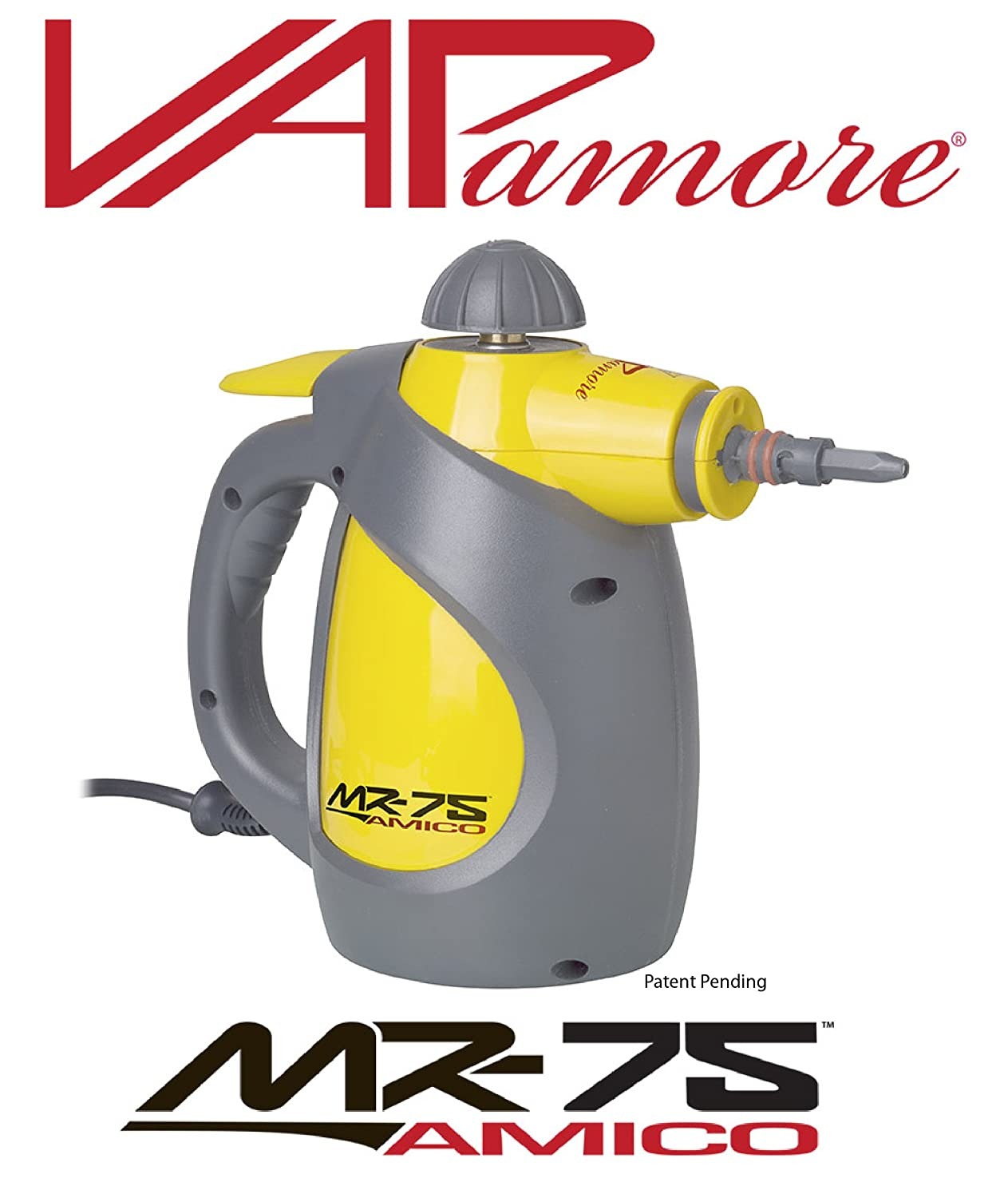 Vapamore MR-75 Amico Hand Held Steam Cleaner With Lifetime Warranty at Sears.com