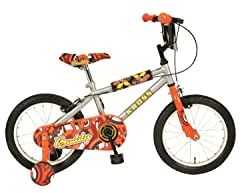 Kross Buddty 16T Bicycle (Multicolor)