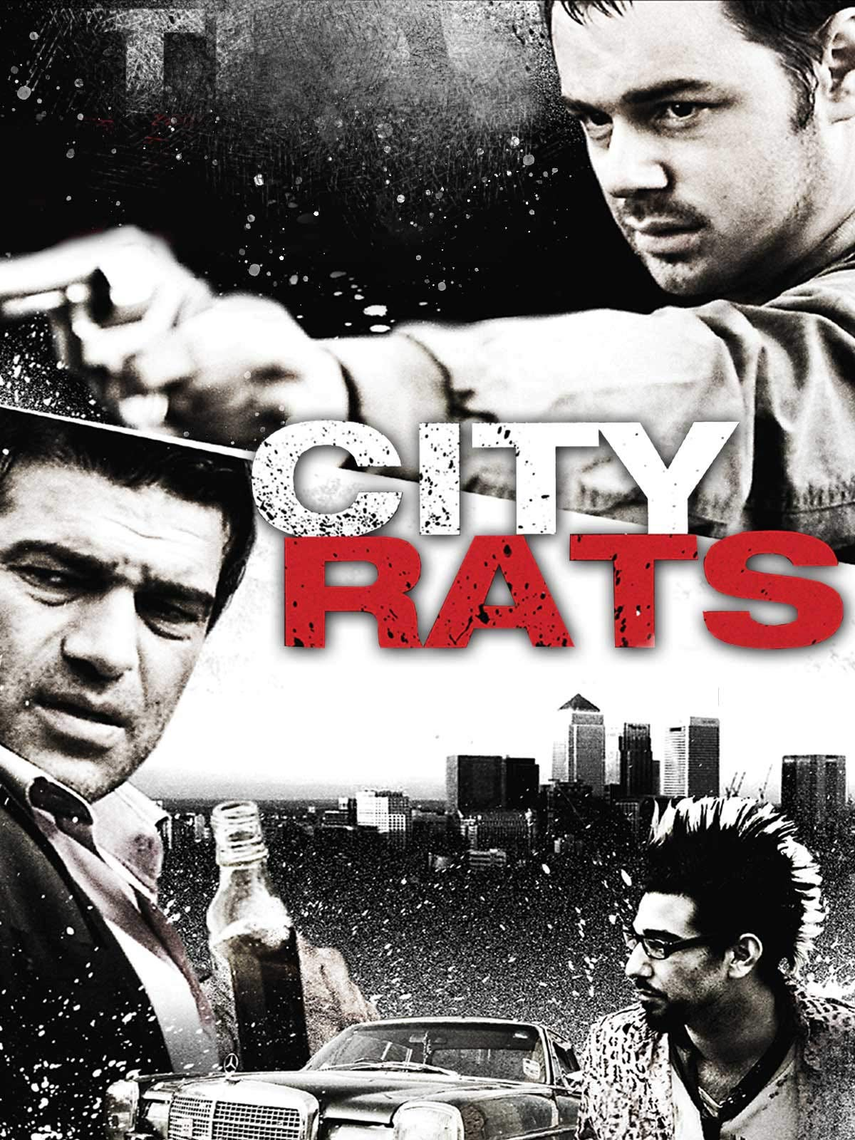 City Rats on Amazon Prime Instant Video UK