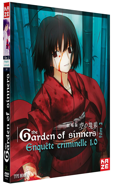 Garden of sinners (The) : film 2 : enquête criminelle 1.0 |