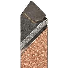 American Carbide Tool Carbide-Tipped Tool Bit for 30 & 45 Degree Boring, Neutral, 370 Grade, TSE Style