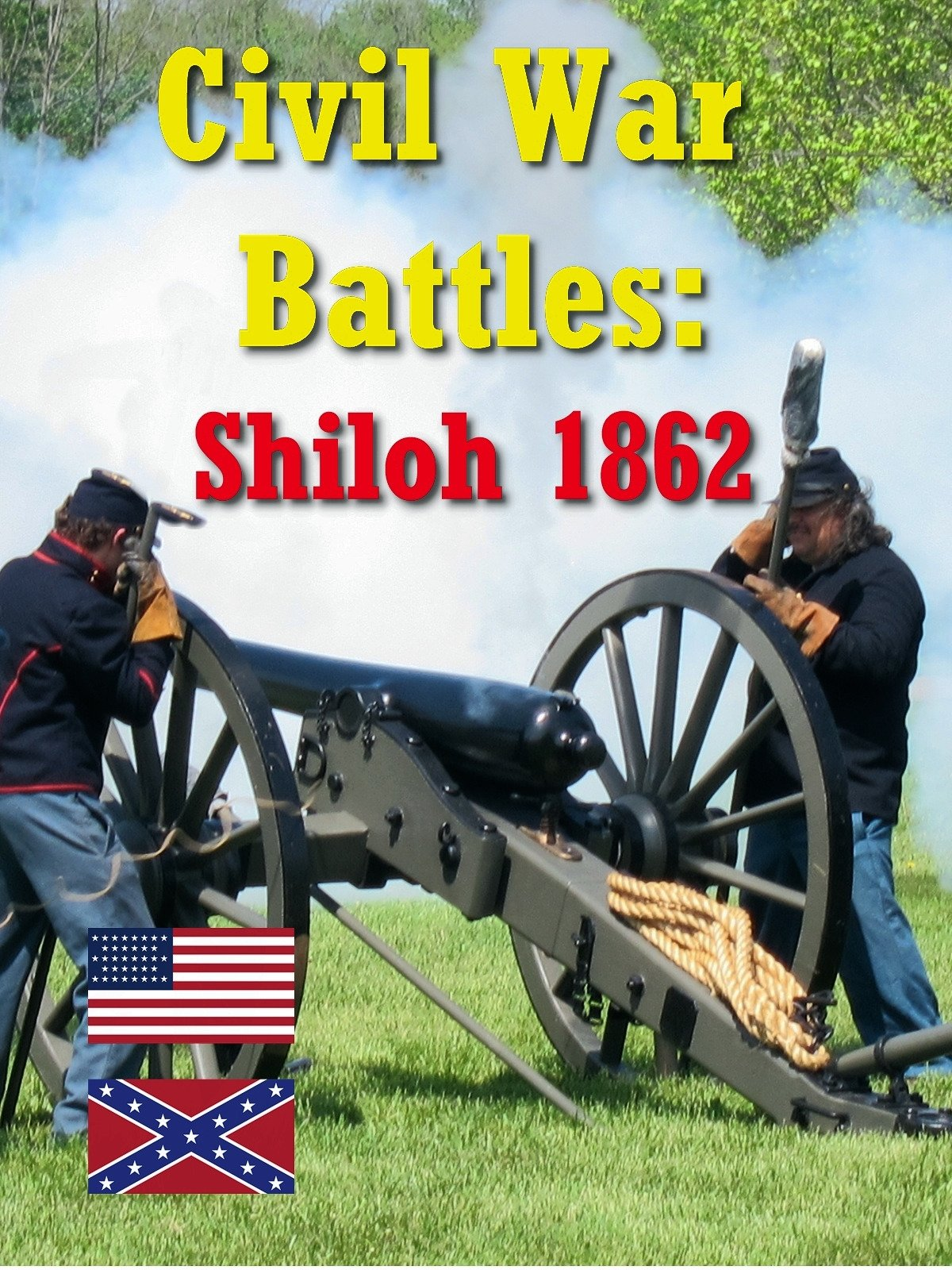 Civil War Battles: Shiloh 1862