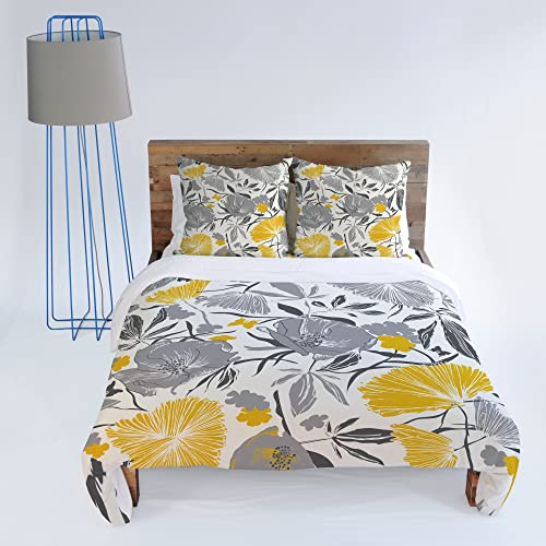 Bedding With Giant Floral Designs Tktb