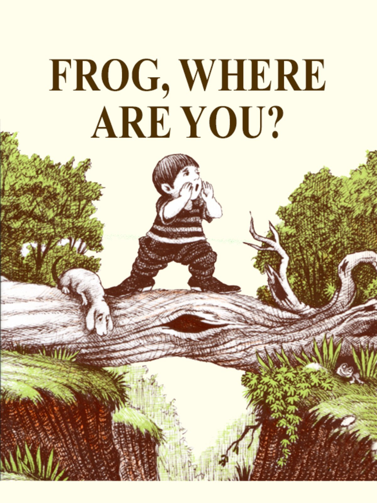 Frog, Where Are You? on Amazon Prime Video UK
