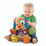 Fisher-Price Laugh & Learn Love to Play Puppy (Color: Multicoloured, Tamaño: 6-36 months)