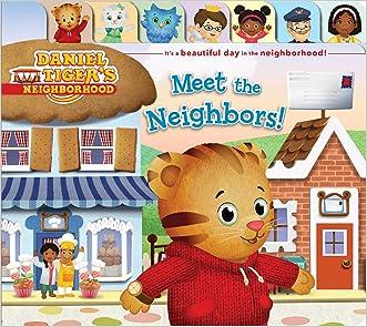Meet the Neighbors! (Daniel Tiger's Neighborhood) written by Natalie Shaw