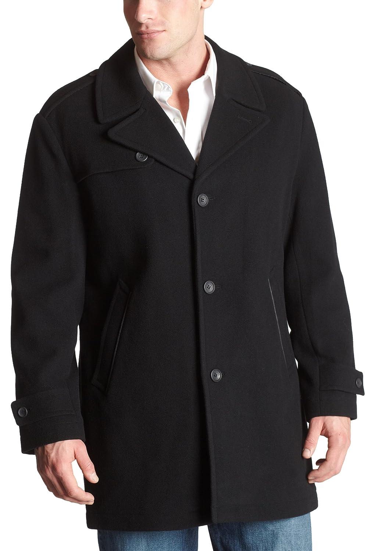 Michael Kors Men S 34 Wool S B Car Coat Gt 100