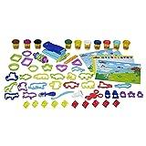 Play-Doh Preschool FUNdamentals Box (Color: Multi-colored, Tamaño: Standard)