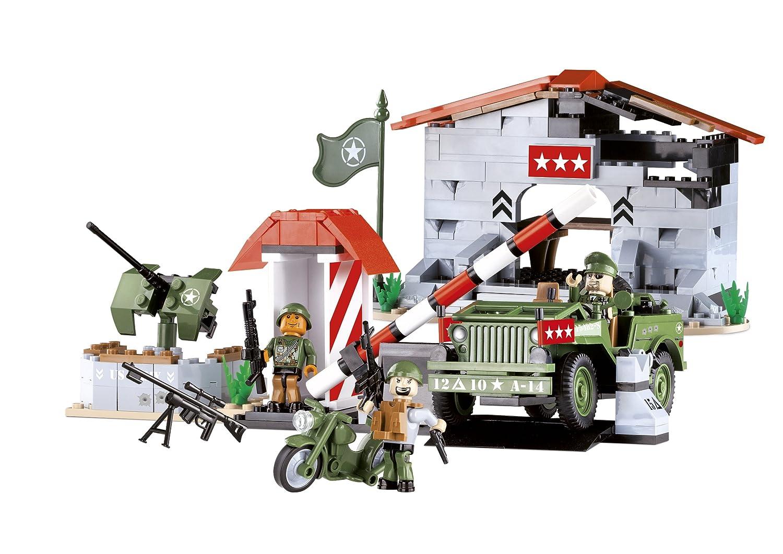 Kleine Armee, / 24320 / Jeep, Oberste Heeresleitung 320 Bausteine von COBI jetzt kaufen