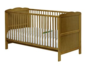 Saplings Kirsty Cot Bed (Country)       Babyreview and more information