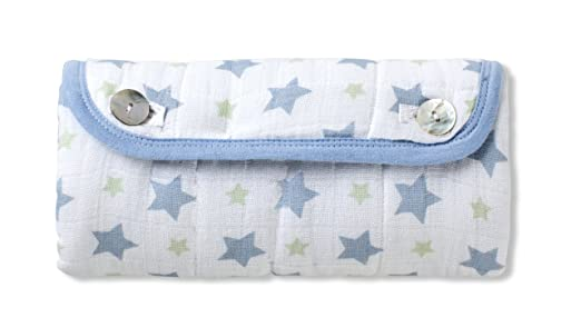 aden + anais classic portable changing pad cover, prince charming - star (Discontinued by Manufacturer)