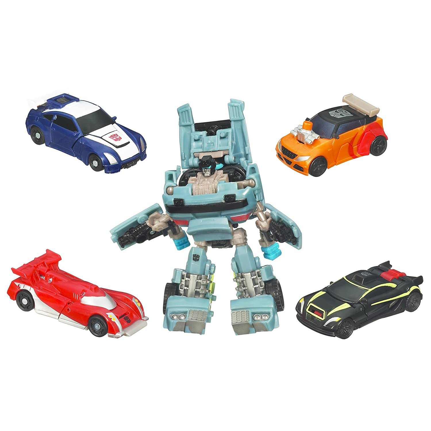 Transformers Combiners 5PK – Rallybots Double Clutch (japan import) als Geschenk