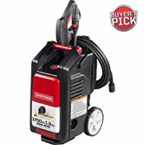 Craftsman 1,700 PSI, 1.3 GPM Electric Pressure Washer