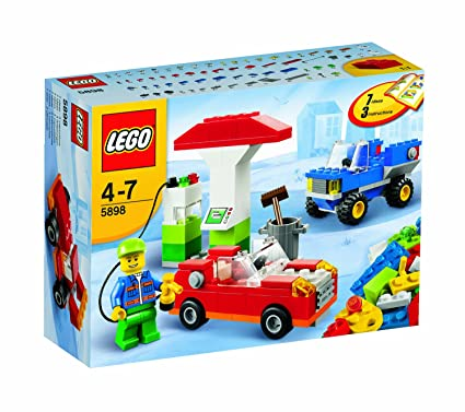LEGO - 5898 - Jeu de Construction - Bricks & More LEGO - Voitures
